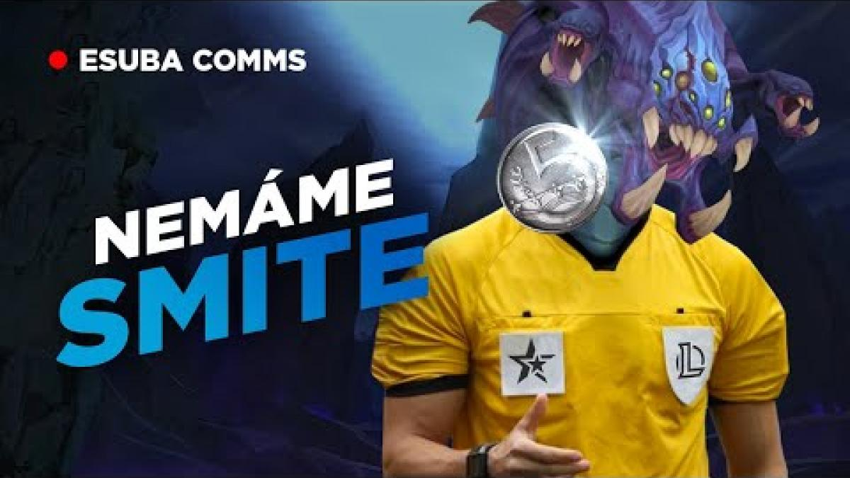 "Embedded thumbnail for ""Nemáme Smite"" 