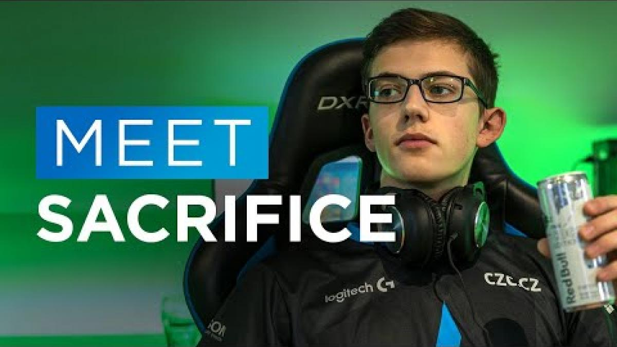 "Embedded thumbnail for Meet Alex ""Sacrifice"" Zach 