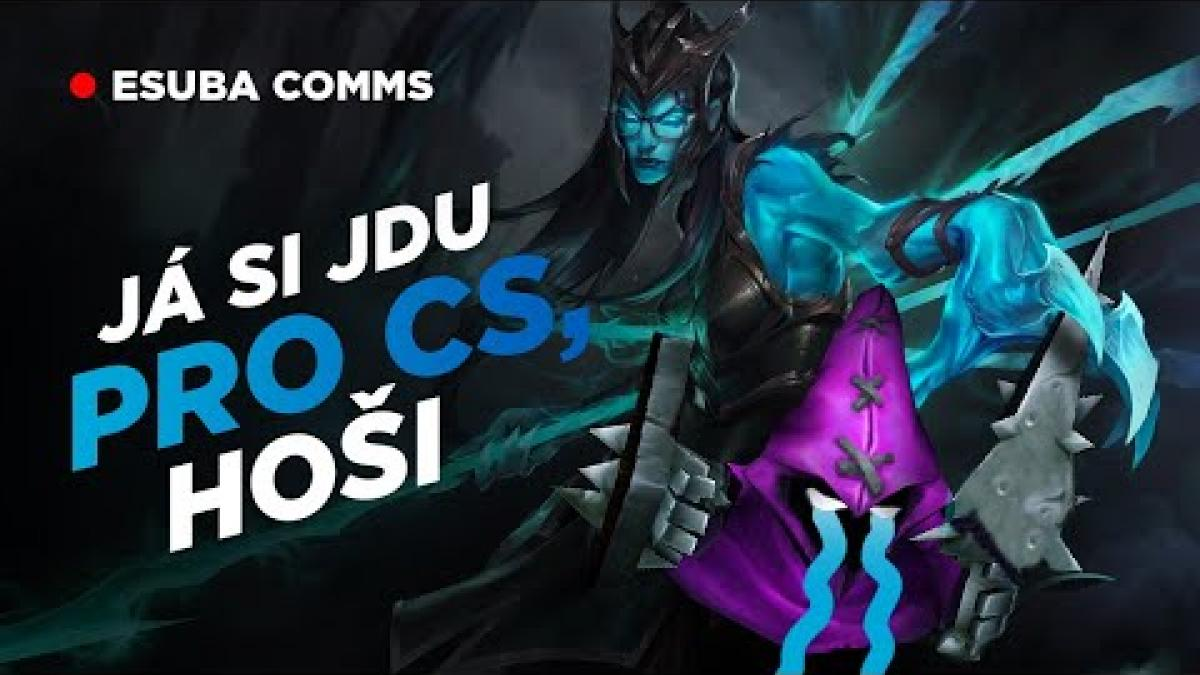 "Embedded thumbnail for ""Já si jdu pro CS, hoši"" 