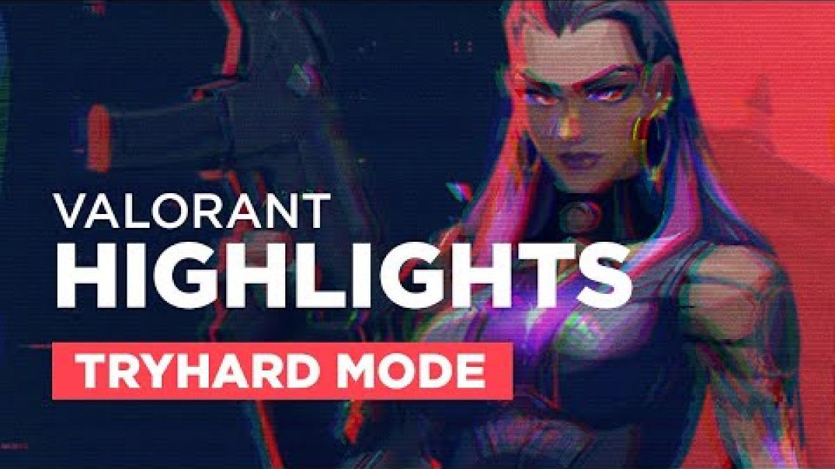 Embedded thumbnail for Jak dáváme Valorant? | Highlights