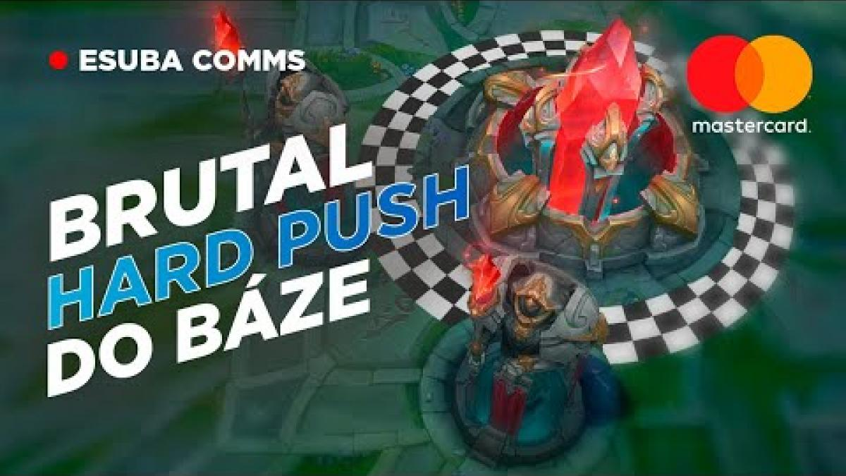 "Embedded thumbnail for ""Brutal hard push do báze"" 