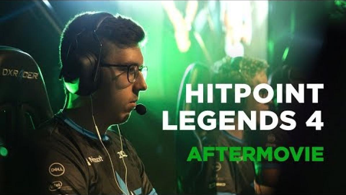 Embedded thumbnail for Hitpoint Legends #4 | Aftermovie