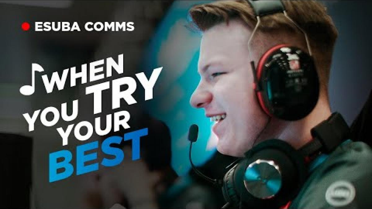 "Embedded thumbnail for ""When you try your best"" 