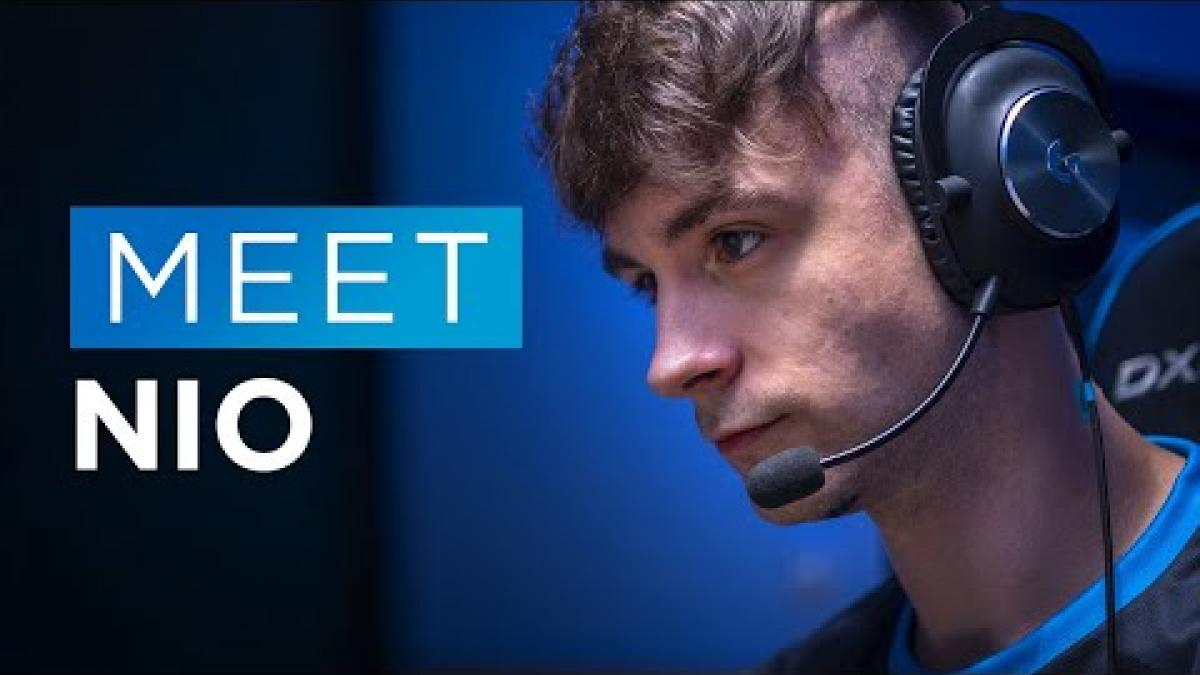 "Embedded thumbnail for Meet Dominik ""NIO"" Maxian 