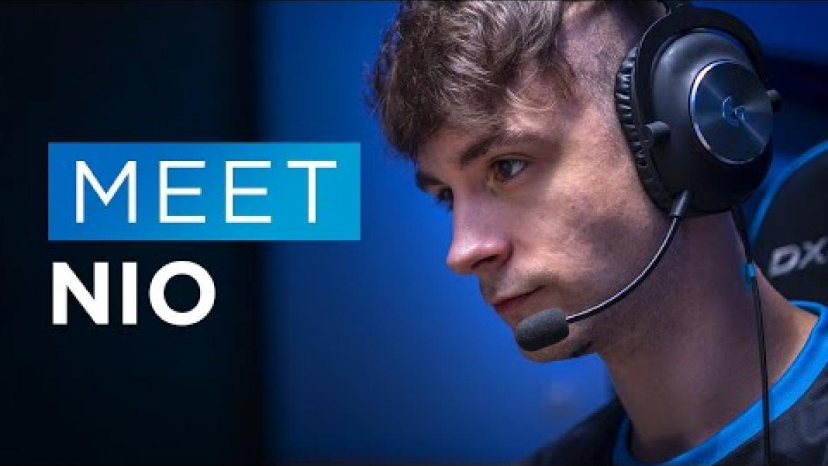 "Embedded thumbnail for Meet Dominik ""NIO"" Maxian | CS:GO rozhovor"