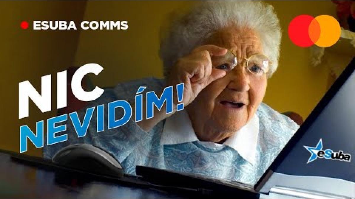 Embedded thumbnail for Tak tohle musíš vidět! | ESUBA COMMS #33