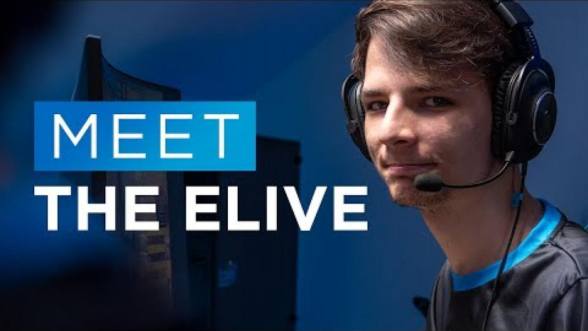 "Embedded thumbnail for Meet Erik ""The EliVe"" Sith 