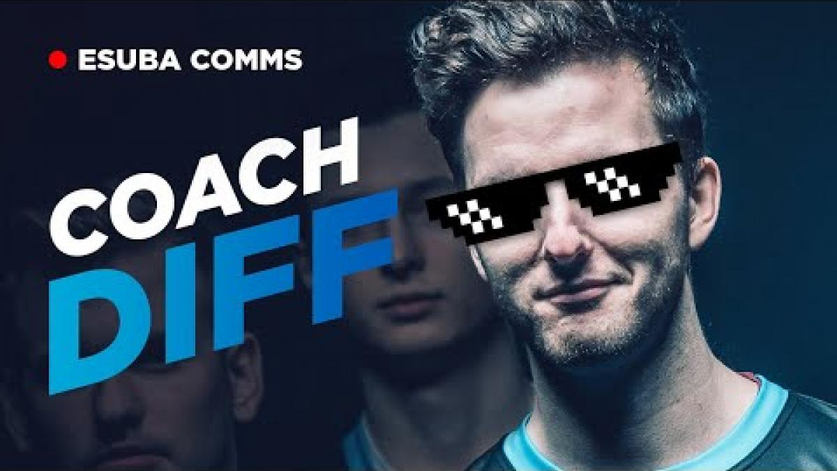 "Embedded thumbnail for ""Coach diff"" 