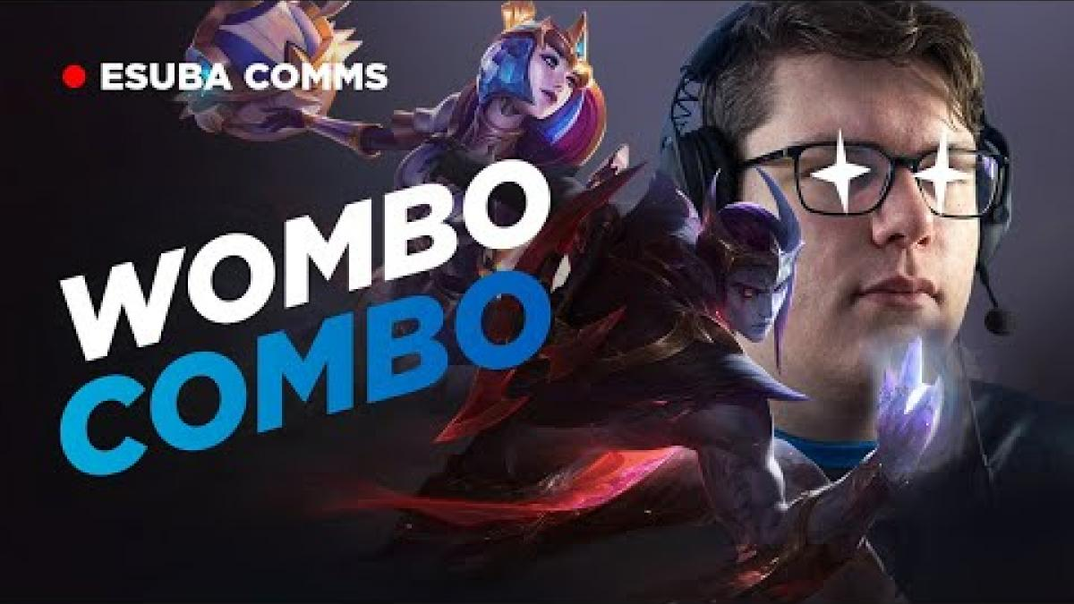 "Embedded thumbnail for ""Wombo combo"" 