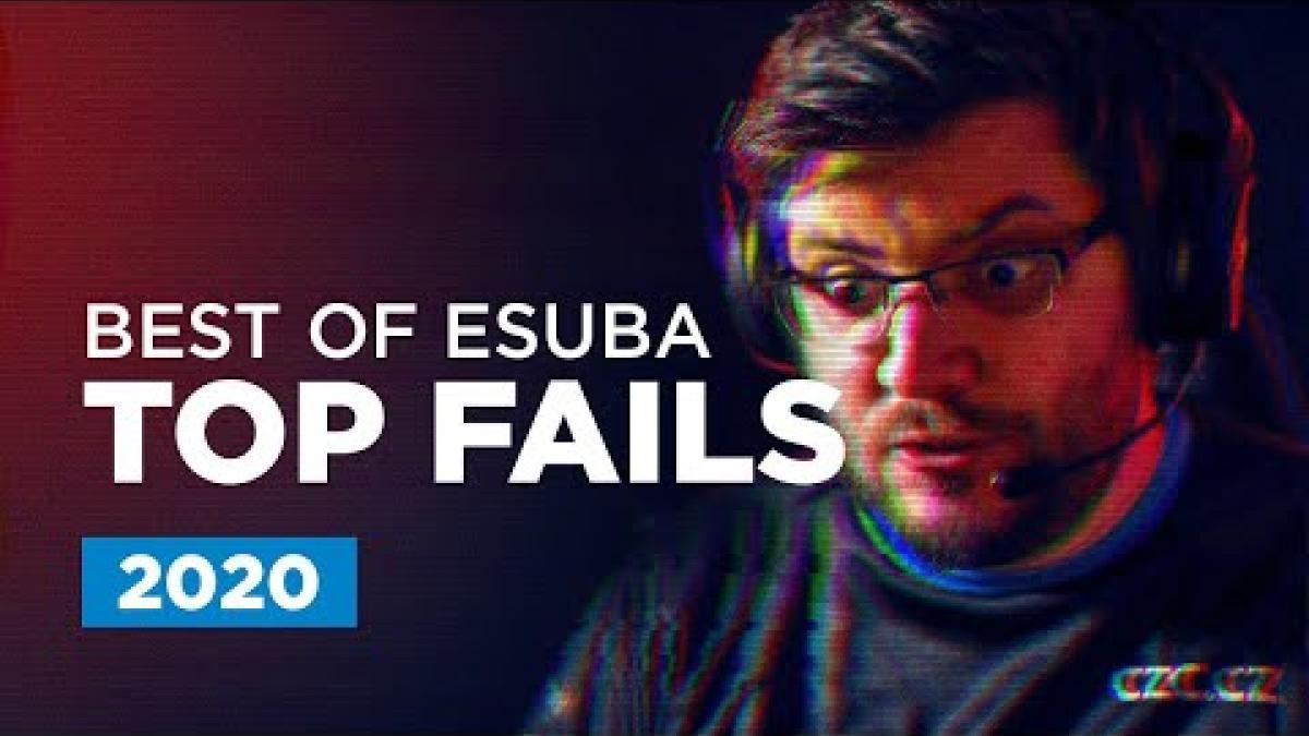 Embedded thumbnail for To nevymyslíš! Top 10 faily roku | BEST OF ESUBA 2020