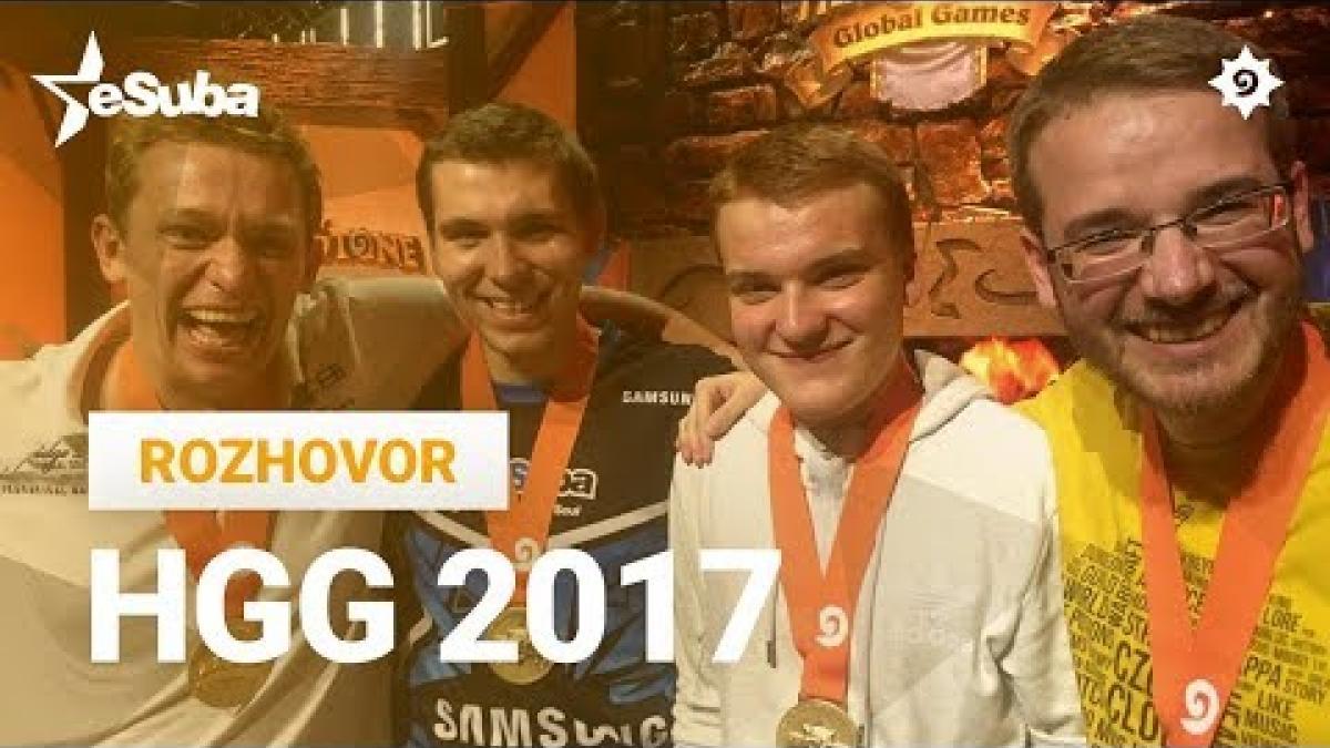 Embedded thumbnail for HGG 2017 - Rozhovor s mistry světa