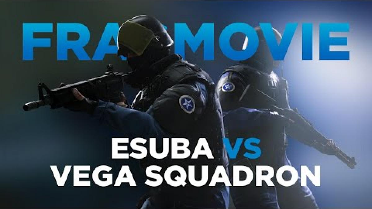 Embedded thumbnail for eSuba vs Vega Squadron | FRAGMOVIE