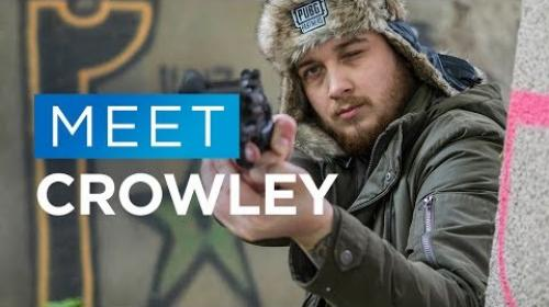"Embedded thumbnail for Meet David ""Crowley"" Haraším 