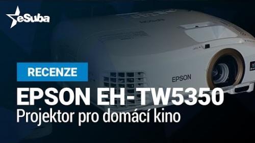 Embedded thumbnail for Epson EH-TW5350 od Wenia6killer
