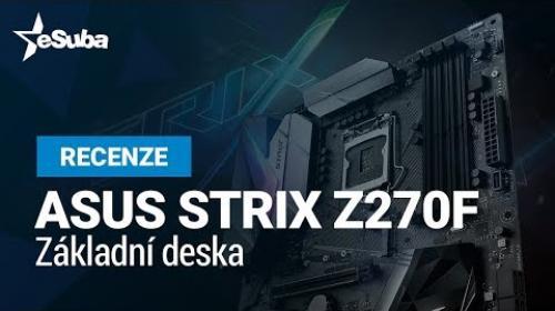 Embedded thumbnail for ASUS ROG STRIX Z270F GAMING s Kubayzem