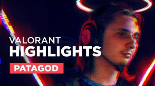 Embedded thumbnail for Best of PATAGOD | Highlights Valorant