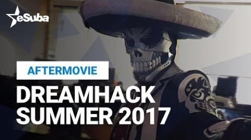 Embedded thumbnail for Dreamhack Summer 2017 - Aftermovie