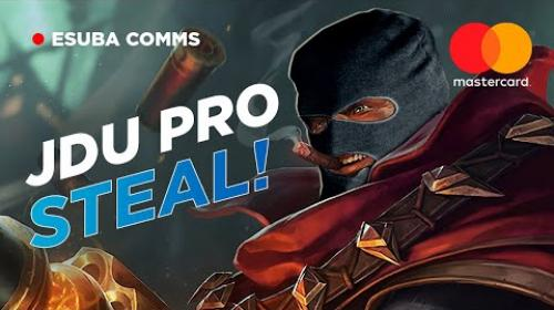 "Embedded thumbnail for ""Jdu pro steal!"" 