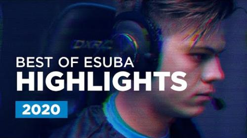 Embedded thumbnail for Jako vážně?! Top 10 akce roku | BEST OF ESUBA 2020