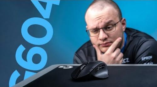 Embedded thumbnail for Herní myš Logitech G604 s Orinnem | RECENZE
