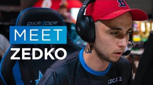 "Embedded thumbnail for Meet Jinřich ""ZEDKO"" Chyba 