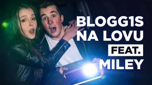 Embedded thumbnail for Blogg1s na lovu! feat. Miley