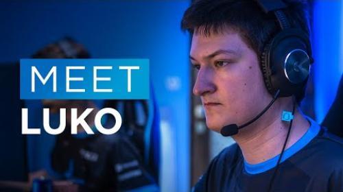 "Embedded thumbnail for Meet Lukáš ""luko"" Hrabčík | CS:GO rozhovor"