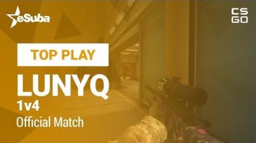 Embedded thumbnail for LunyQ - 1v4