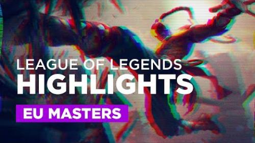 Embedded thumbnail for European Masters Main stage 2/2 | LoL Highlights