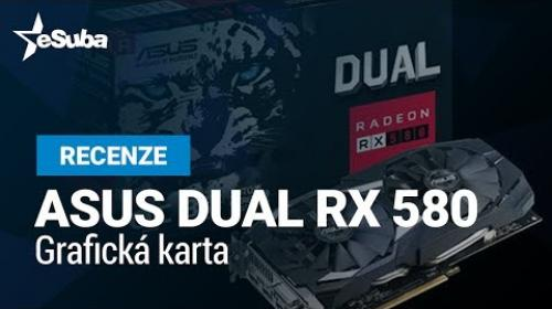 Embedded thumbnail for ASUS DUAL RX 580 OC 8GB s ttomaskem