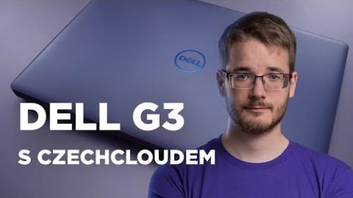Embedded thumbnail for Notebook Dell G3 s CzechCloudem | RECENZE