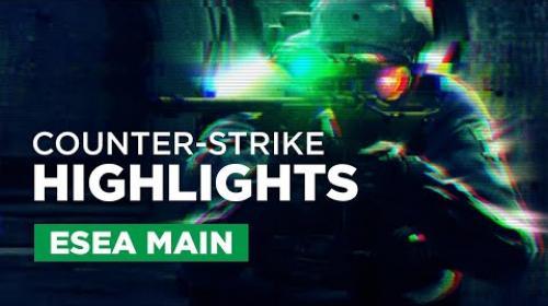Embedded thumbnail for Když zandáváme bomby v ESEA Main | Highlights CS:GO