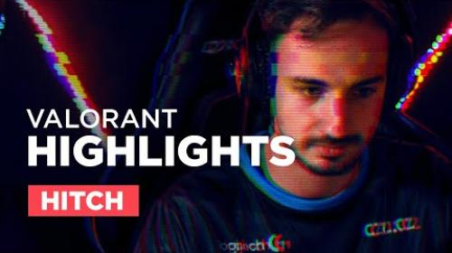 Embedded thumbnail for Best of HITCH | Highlights Valorant