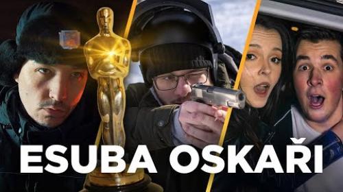 Embedded thumbnail for Kdo vyhraje eSubáckého Oscara za hlavní roli?