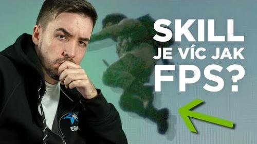 Embedded thumbnail for Skill je víc jak FPS? feat. Spajkk & Orinn