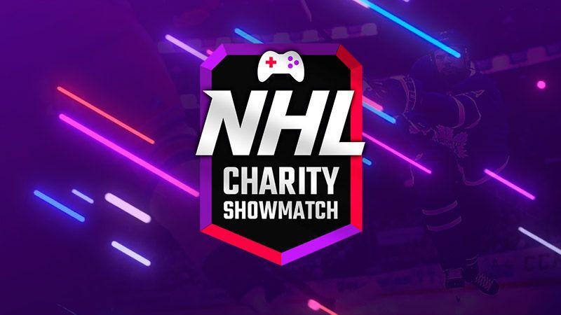 NHL Charita eSuba