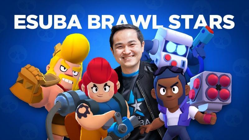 eSuba Brawl Stars